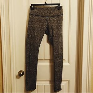 Reebok Winter Leggings. Small